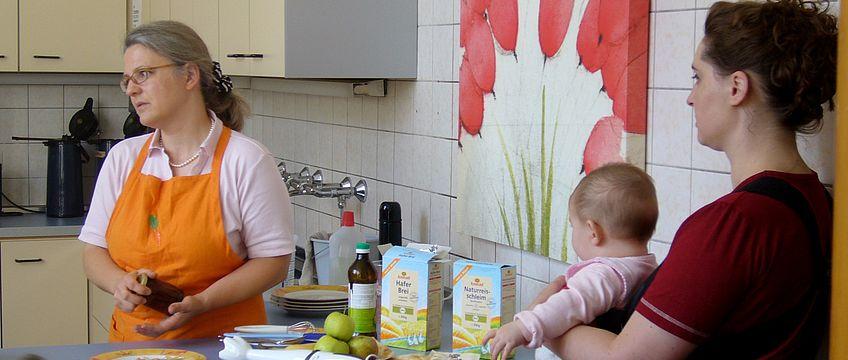 Kochkurs I: Milch und was dann?